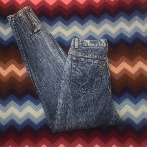Super high waisted palmetto's | vintage